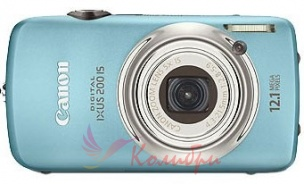 Canon IXUS 200 IS - основное фото