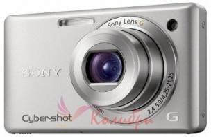 Sony DSC-W380 - основное фото