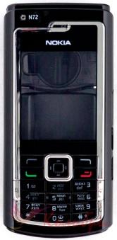Корпус Nokia N72 - основное фото