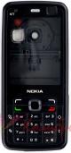 Корпус Nokia N77 Black