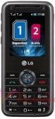 LG GX200 Duos Black