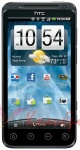 HTC X515M EVO 3D Black