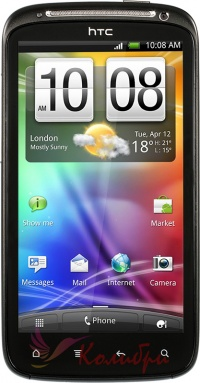 HTC Z710E Sensation Black - основное фото