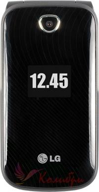 LG A258 Titanium Grey - основное фото