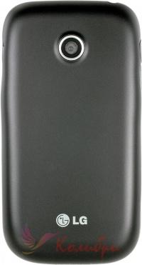 LG P690 Black - фото 3