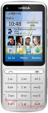 Nokia C3-01 - основное фото