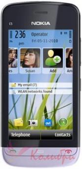 Nokia C5-03 Black Lilac - основное фото