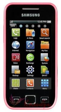 Samsung S5250 Wave Romantic Pink - основное фото