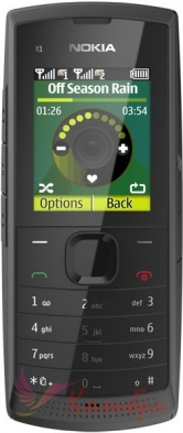 Nokia X1-01 - основное фото