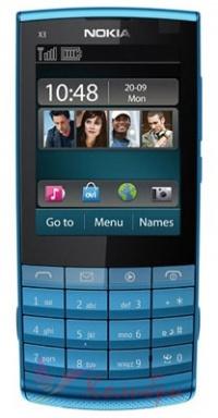 Nokia X3-02 - основное фото