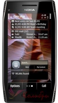 Nokia X7 - основное фото
