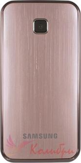 Samsung C3560 Elegant Pink - основное фото