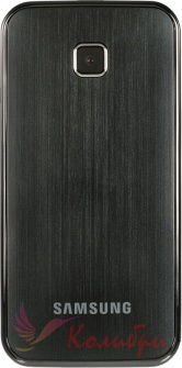 Samsung C3560 Metallic Black - основное фото