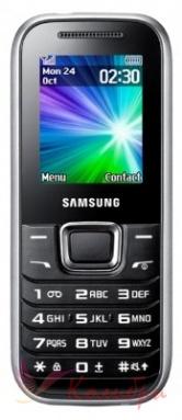 Samsung E1230 Titanium Silver - основное фото