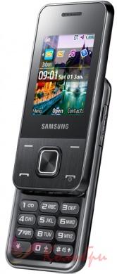 Samsung E2330 Mirror Black - фото 1