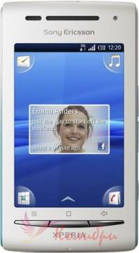 Sony Ericsson E15i Xperia X8 - основное фото