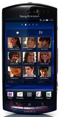 Sony Ericsson MT11i Xperia neo V - основное фото