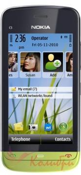 Nokia C5-03 Lime Green - основное фото