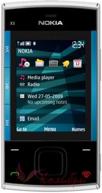 Nokia X3 - основное фото