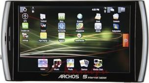 Archos 5 internet tablet 8GB - основное фото