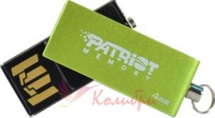 PATRIOT 4 GB Swing Green - основное фото