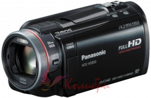 Panasonic HDC-HS900 - основное фото
